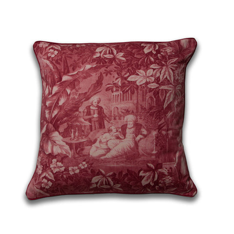 HaremA  Pillow/Rouge