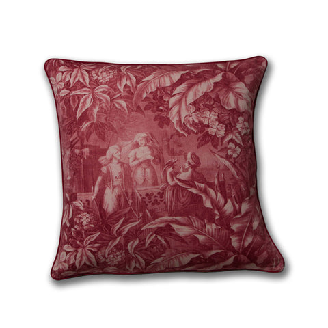 HaremB Pillow/Rouge