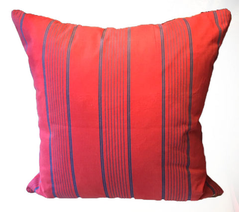 19 Century French Fabric Pillow