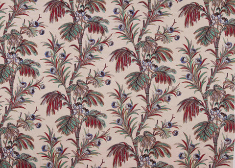 Indienne ivory New Vintage fabric by Mary Jane McCarty