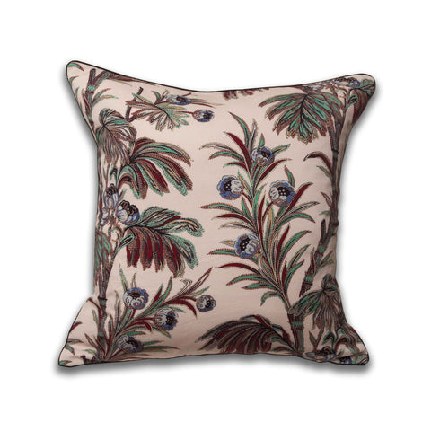 Indiennes Pillow/Ivory/Multi