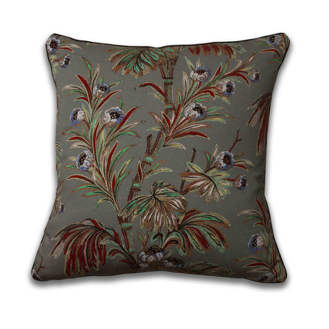 Mary Jane McCarty New Vintage fabric pillow