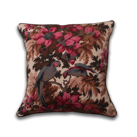 Jungle Parrot Pillow/Coco