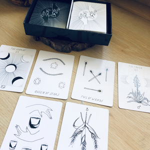Small Mystery Tarot Deck