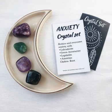 Anxiety Crystal Set