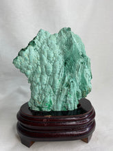 Load image into Gallery viewer, Malachite Natural Specimen