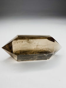 Smoky Quartz Dbl Term QA