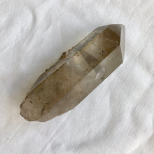 Load image into Gallery viewer, Smoky Quartz Double Term w/inclusions