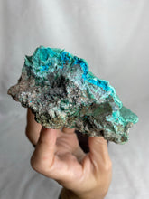 Load image into Gallery viewer, Chrysocolla + Malachite Natural Specimen