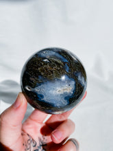 Load image into Gallery viewer, Moss Agate Sphere