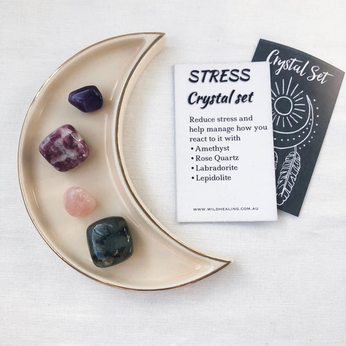 Stress Crystal Set
