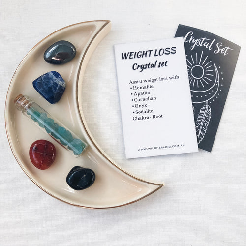 Weight Loss Crystal Set