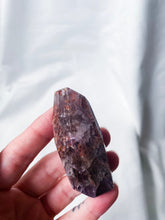 Load image into Gallery viewer, Amethyst Cacoxenite Free Form