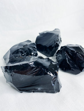 Obsidian Natural Large