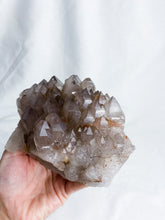 Load image into Gallery viewer, Smoky Amethyst  Elestial