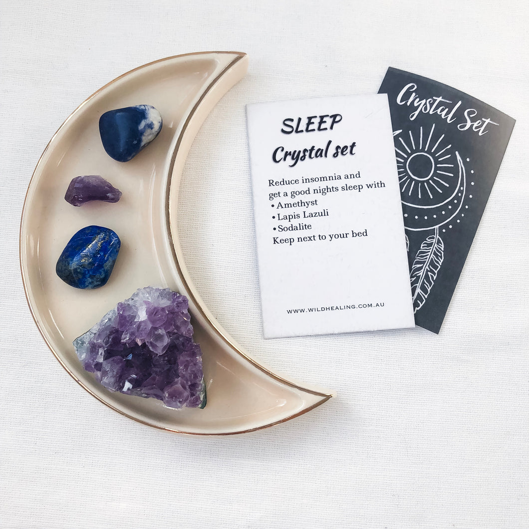 Sleep Crystal Set