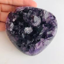 Load image into Gallery viewer, Amethyst Cluster Polished sides