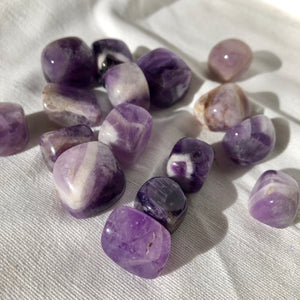 Dream Amethyst Tumble Stone small