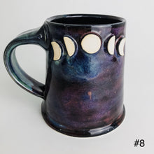Load image into Gallery viewer, Galaxy Moon Mugs