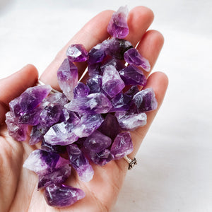 Amethyst Natural Mini Points