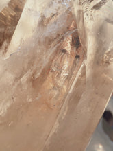 Load image into Gallery viewer, Smoky Quartz 3 peak with inclusions