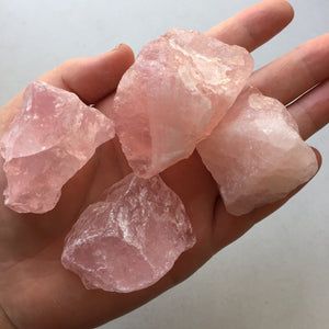Rose Quartz Natural small