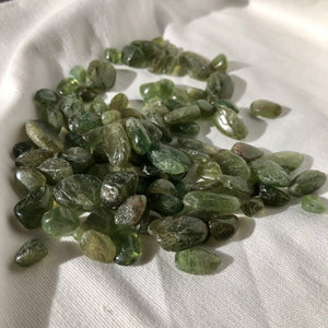 Green Apatite Tumble Stone small