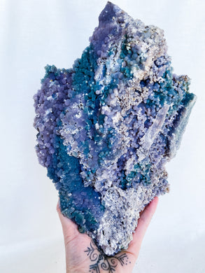 Grape Agate botryoidal Specimen