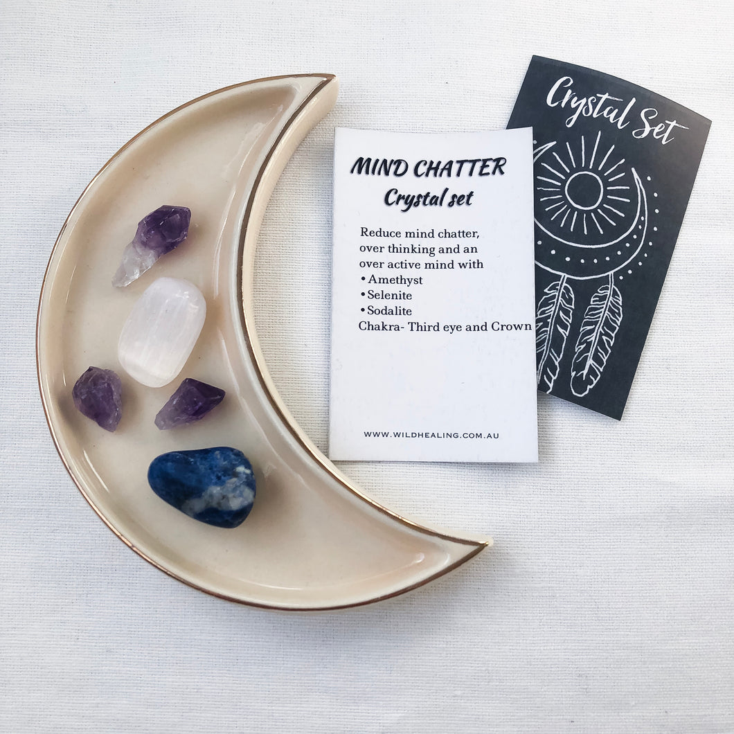 Mind Chatter Crystal Set