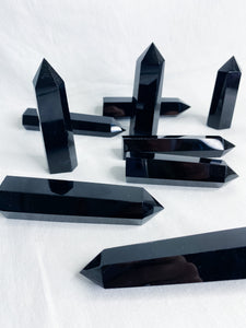 Obsidian Points Small