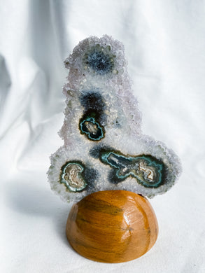 Amethyst Stalactite on stand