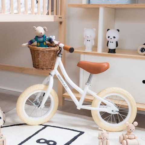bici senza pedali balance bike banwood apple pie