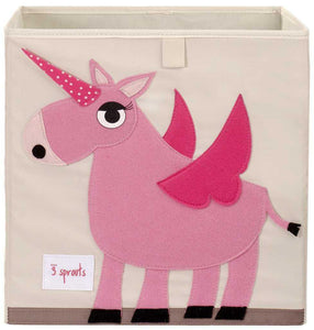 Scatola Storage Box - Unicorno - Apple Pie
