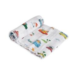 Coperta Swaddle Milleusi - Food Truck - Apple Pie