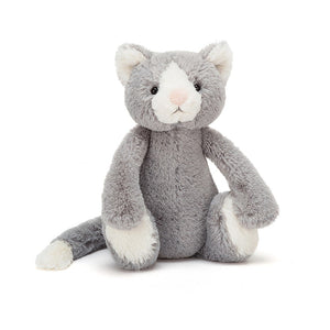 Peluche Gattino Grigio - Apple Pie