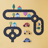 Puzzle Gioco Strade e Macchine Roads - Apple Pie