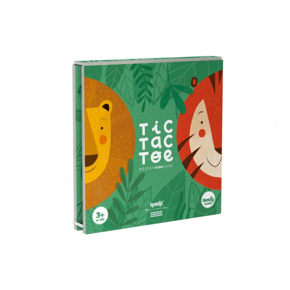 Gioco Tris - Leone e Tigre - Apple Pie