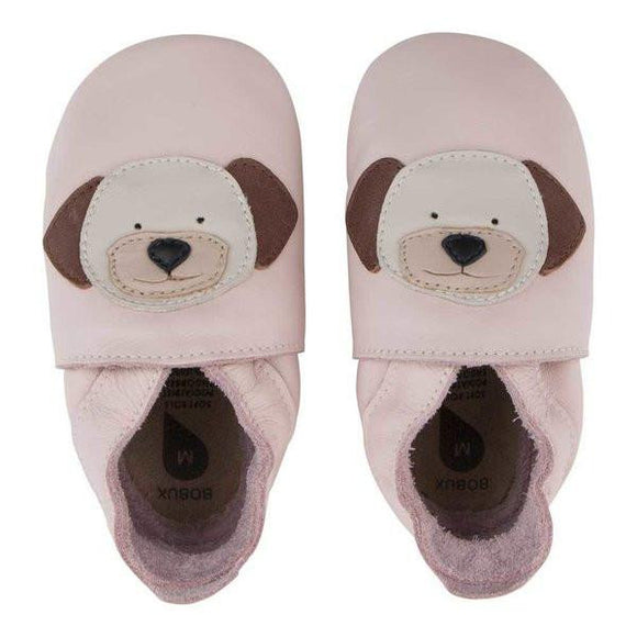 Babbucce Soft Sole - Cagnolino Rosa - Apple Pie