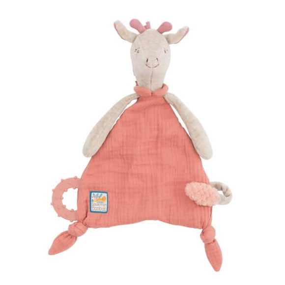 Doudou portaciuccio Giraffa - Apple Pie