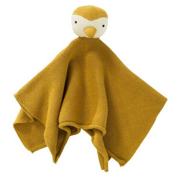 Doudou in cotone bio - Pinguino - Apple Pie