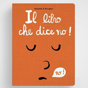 "Libro ""Il libro che dice no"" - Apple Pie"