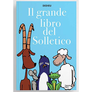 "Libro ""Il Grande Libro del Solletico"" - Apple Pie"