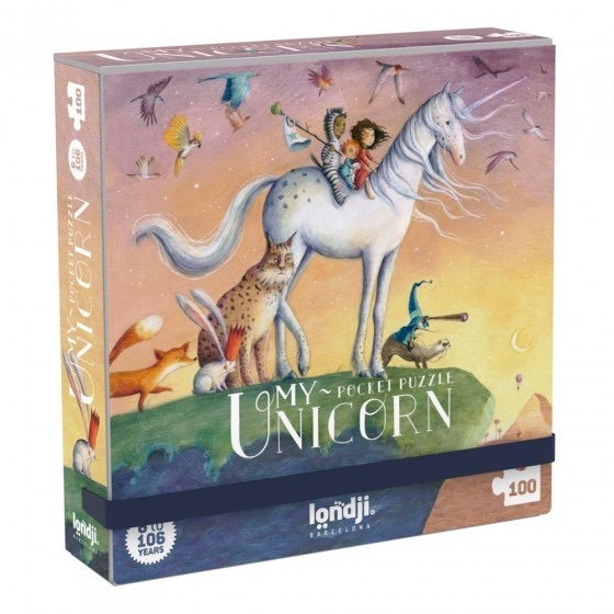 Puzzle Tascabile My Unicorn