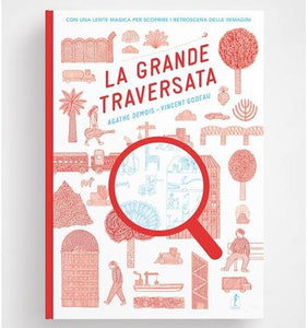"Libro ""La grande traversata"" - Apple Pie"