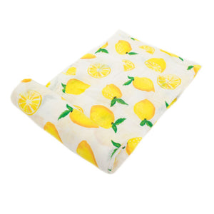 Coperta Swaddle Milleusi - Limoni - Apple Pie