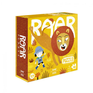 Puzzle Leone - Roar - Apple Pie