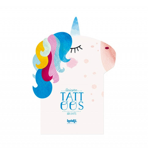 Tatuaggi - Unicorno - Apple Pie