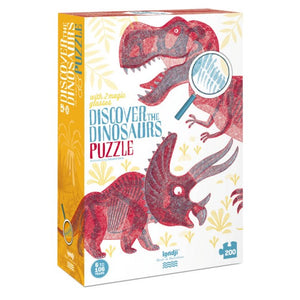 Puzzle Scopri i Dinosauri - Apple Pie