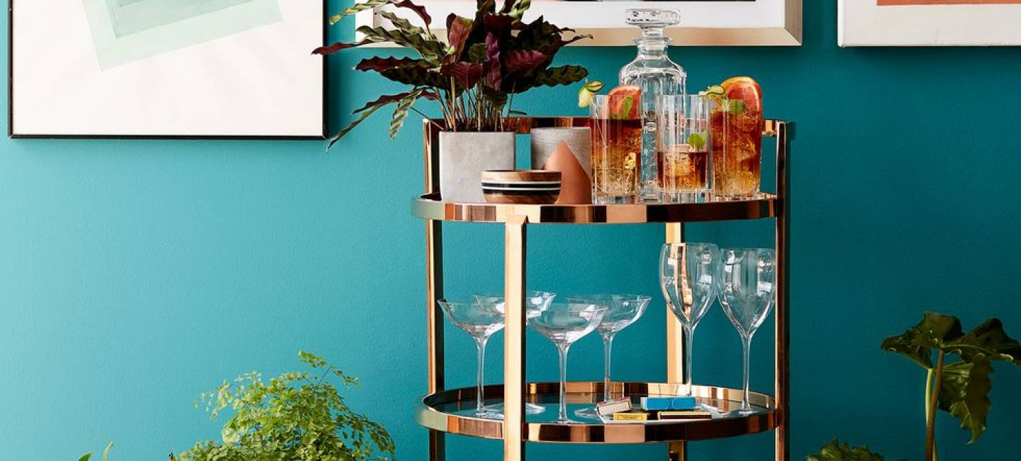 6 steps to the drinks trolley of your dreams