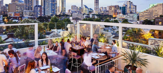 Sydney's summer best rooftop bars